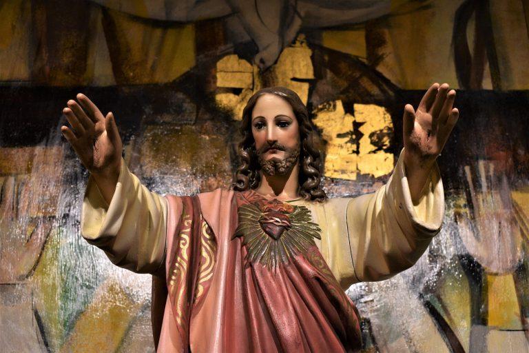 sacred heart, jesus, catholic