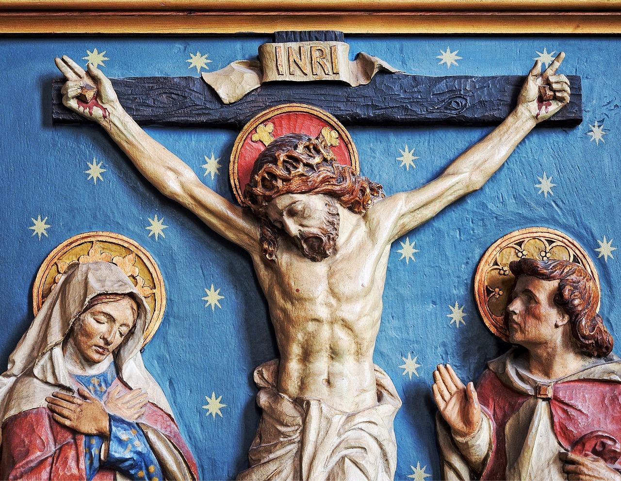 crucifixion, christ, cross