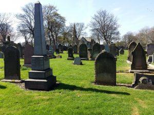 grave, headstone, cemetery