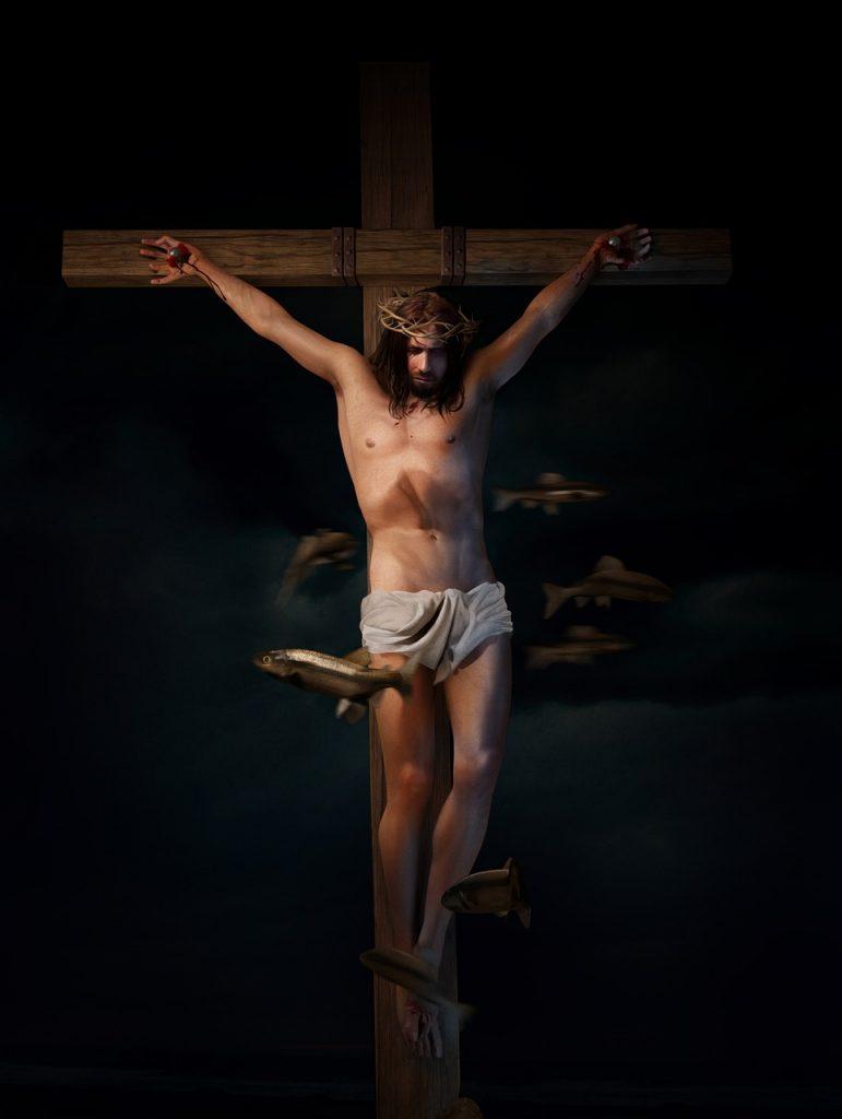 jesus, christ, religion