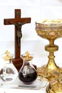 cross, crucifix, chalice